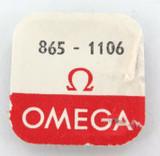 OMEGA CAL. 865 PART 1106. 3 x WINDING STEMS.