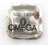 OMEGA CAL. 550 PART 1400 ROTOR AXLE / POST.