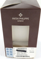 PATEK PHILIPPE WATCH BRACELET DELIVERY PRESENTATION BOX. H900.936.TNGT1