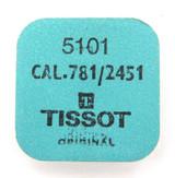 TISSOT CAL. 781 / 2451 5101 4 x BRIDGE SCREWS.