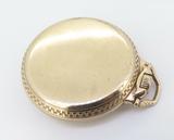 1927 Hamilton 21 Jewel G/F OF Railroad Cal 992 Size 16s Pocket Watch