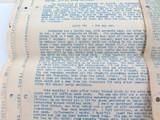 "1926 SEA VOYAGE USA to UK RMS ""ANTONIA"" & TOUR of EUROPE DETAILED LONG ACCOUNT"