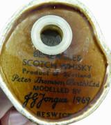 "BENEAGLES SCOTCH WHISKY 1969 ""EAGLE"" BESWICK FIGURE / EMPTY BOTTLE."