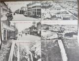 RARE LATE 1920s / 1930s HAWERA & Mt EGMONT NEW ZEALAND TOURIST FOLDOUT SOUVENIR.