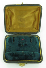 LATE 1800s / EARLY 1900s UNBRANDED MENS DRESS STUDS DISPLAY BOX.