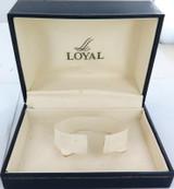 c1980s - 1990s LOYAL WATCH DISPLAY BOX