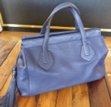 Gucci Blue Tassel Handbag 354469