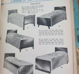 AUSTRALIANA RARE c1940s CARRICKS LTD LOUNGE & FURNISHINGS CATALOGUE & PRICE LIST