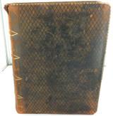 1800s VICTORIAN LARGE ELABORATE PHOTO ALBUM.