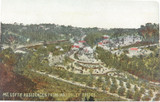 c1910 MT LOFTY, SOUTH AUSTRALIA UNUSED POSTCARD.
