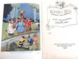 """AUSTRALIANA / RARE 1933 1ST EDITION """"BLINKY BILL"""" by DOROTHY WALL."""