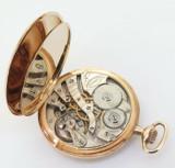 Antique c.1912 Keystone Howard Series 7 17 Jewel 14K Gold 12s Pocket Watch