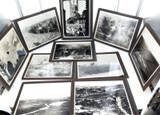 SUPER RARE LOT !!! WW1 20 x 1917-18 FRANK HURLEY ORIGINAL SILVER GELATIN PHOTOS.