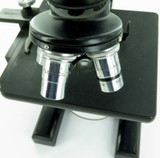 c1941 SPENCER, USA 4 OBJECTIVES MONOCULAR MICROSCOPE. SERIAL NUMBER 170029