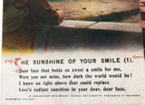 WW1 VERY NICE UNUSED SET 3 PATRIOTIC POSTCARDS. SONGS SERIES, BAMFORTH & Co. #2
