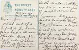 """1918 BROKEN HILL NOVELTY FOLDOUT POSTCARD """"EVERYBODYS DOING IT AT BROKEN HILL"""""""