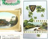 4 x EARLY 1900s IRISH / IRELAND RELATED POSTCARDS.