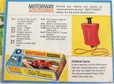 1969 MATCHBOX COLLECTOR'S CATALOGUE INTERNATIONAL EDITION. 100% GENUINE.