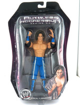 """2006 RUTHLESS AGGRESSION SERIES 23 ACTION FIGURE, """"PAUL LONDON"""" UNOPENED."""