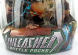 2005 STAR WARS UNLEASHED BATTLE PACKS, KASHYYYK ACTION FIGURES UNOPENED.