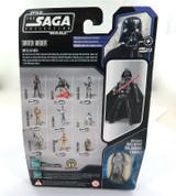 "2006 STAR WARS SAGA 013 ACTION FIGURE, ""DARTH VADER"" UNOPENED."