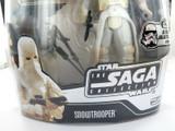 "2006 STAR WARS SAGA 011 ACTION FIGURE, ""SNOWTROOPER"" UNOPENED."