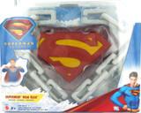 "2006 SUPERMAN RETURNS ""HERO GEAR"" UNOPENED. SHIELD, CAP & PLASTIC CHAIN."