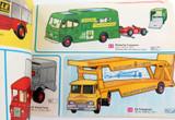 RARE 2ND EDITION / 1969 MATCHBOX COLLECTORS CATALOGUE INTERNATIONAL EDITION.
