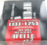 UNOPENED / MINT IN BOX / BAD TASTE BEARS APOLLO No 2 + INTACT BUY BACK LABEL.