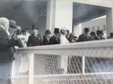 RARE 1924 BRITISH EMPIRE EXHIBITION LARGE PHOTO. ROYALS at AUSTRALIAN PAVILION