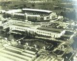 RARE 1924 BRITISH EMPIRE EXHIBITION LARGE SILVER GELATIN PHOTO. AERIAL VIEW.