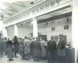 RARE 1924 BRITISH EMPIRE EXHIBITION LARGE SILVER GELATIN PHOTO AUSTRALIAN BAKERY