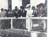 RARE 1924 BRITISH EMPIRE EXHIBITION LARGE SILVER GELATIN PHOTO. BRITISH ROYALTY.