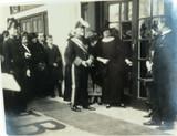 RARE 1924 BRITISH EMPIRE EXHIBITION LARGE PHOTO. OPENING AUSTRALIAN PAVILION.
