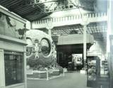RARE 1924 BRITISH EMPIRE EXHIBITION LARGE SILVER GELATIN PHOTO. AUSTRALIAN WOOL