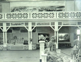 RARE 1924 BRITISH EMPIRE EXHIBITION LARGE PHOTO. 25ft PHOTO of SYDNEY HARBOUR.
