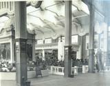 RARE 1924 BRITISH EMPIRE EXHIBITION PHOTO. CENTRE AVENUE, AUSTRALIAN PAVILION.