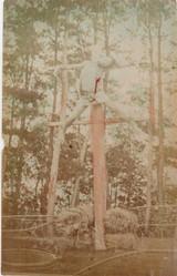 1860s RARE JAPANESE MEIJI PERIOD FELICE BEATO, EXECUTION PHOTOGRAPH. #2
