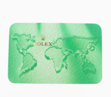 A 2006- 2007 ROLEX CALENDAR. SUBMARINER, GMT, DATEJUST, EXPLORER. CREASING