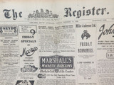15 OCT 1926 / THE REGISTER NEWSPAPER, ADELAIDE.