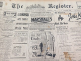 4 OCT 1926 / THE REGISTER NEWSPAPER, ADELAIDE. LARGE ROYAL SHOW SECTION.