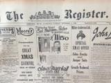 7 DEC 1926 REGISTER NEWSPAPER, ADELAIDE. MOTORCYCLES, HARLEY, INDIAN, DOUGLAS.