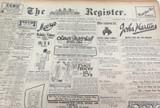 12 OCT 1926 / THE REGISTER NEWSPAPER, ADELAIDE.