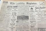 29 OCT 1926 / THE REGISTER NEWSPAPER, ADELAIDE.