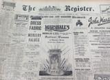 27 OCT 1926 THE REGISTER NEWSPAPER, ADELAIDE. MOTORING WORLD SECTION.