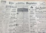 26 NOV 1926 THE REGISTER NEWSPAPER, ADELAIDE.