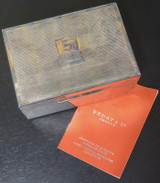 Bedat & Co 700 No 7 Steel & Gold Quartz Wrist Watch With Box & Papers