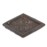 SCARCE / VERY LARGE c1930s DIAMOND T METAL TRUCK / CAR GRILL BADGE.