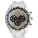 Zenith El Primero Striking 10th Chronograph 42mm Watch Box Docs Ltd Ed 500