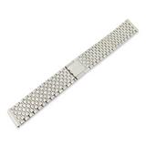Vintage 18mm NSA Inox Steel Watch Bracelet Pat 434845